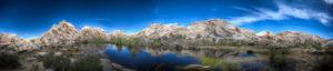 The Barker Dam