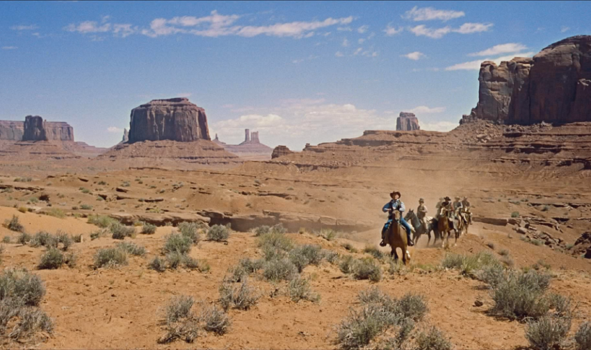best movies set in the wild west